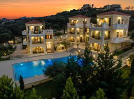 Casa Leone Suites, hotel near Stalos Beach, Stalos