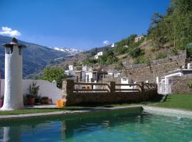 Estrella de las Nieves, hotel in Pampaneira