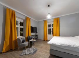 Hotel pod Kapličkou, hotel in Malá Morávka