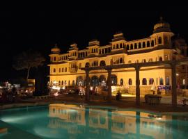 Fatehbagh - A Heritage Rennaissance, hotel with pools in Ranakpur