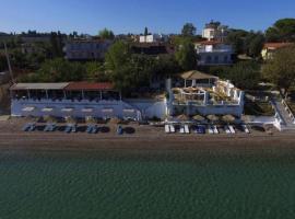 Taradella Hotel, hotel near Patras Port, Alissos