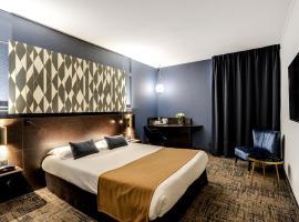 Brit Hotel Du Stade Rennes Ouest, hôtel  près de: Aéroport de Rennes - Saint-Jacques - RNS