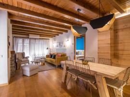 Apartamento 48 1D, hotel in Esterri d'Àneu