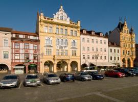 Grandhotel Zvon, hotel v Českých Budějovicích