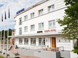Kolonna Hotel Rēzekne, hotel in Rēzekne