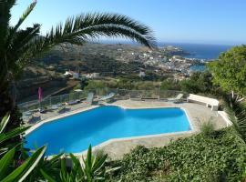 Bellair Village, serviced apartment in Agia Pelagia