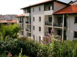 Résidence Biarritz Ocean, hôtel à Biarritz