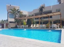 Belle Sand Hotel, hotel en Ica