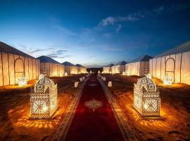 Bahba Luxury Camp, hotel in Merzouga