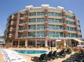 Briz Beach apartments - section B, hotel near Hanska Shatra Restaurant, Sunny Beach