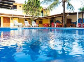 Pé N'Areia, hotel near Sao Critstovao Church, Cabo Frio