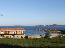 Hotel Foxos, hotel cerca de Playa de Silgar, A Lanzada