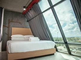 M1 Hotel, hotel in Nakhon Si Thammarat