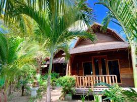 Damai Village, holiday park in Gili Trawangan