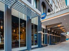 Best Western Grant Park Hotel, hotel in Chicago Loop, Chicago