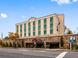 Best Western Queens Gold Coast, hotel near William Cullen Bryant Preserve, Queens