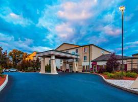 Best Western Harrisburg Hershey, hôtel à Harrisburg