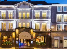 Best Western Premier de La Poste & Spa、トロワのホテル