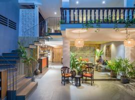 朗卡精品別墅酒店&餐廳,金邊的飯店
