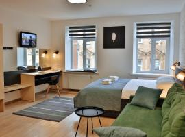 Apartment and Rooms TimetoSmile, hotel in Lviv