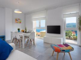 ArtApArt D, pet-friendly hotel in Rabac