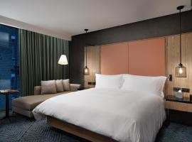 Hilton London Bankside, hotel near Waterloo Station, London