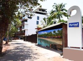 Kyriad Hotel Candolim by OTHPL, hotel in Candolim