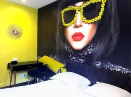 Le Glam's Hotel, hotel en París