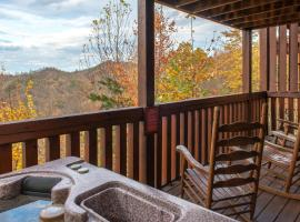A Mountain View, villa in Sevierville