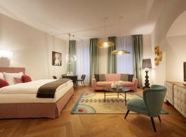 Park Residence Apartments, apartment in Bolzano