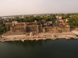 Ahilya Fort, hotel in Maheshwar