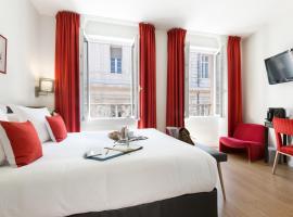 Hotel Albert 1er, hotel near Marengo-SNCF Metro Station, Toulouse