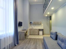 Grand Apartments, отель в Киеве