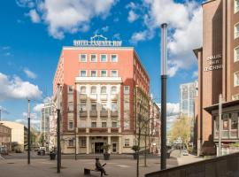 Hotel Essener Hof; Sure Hotel Collection by Best Western, отель в Эссене
