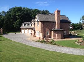 Racecourse Farm, hotel near Oulton Park Circuit, Cotebrook