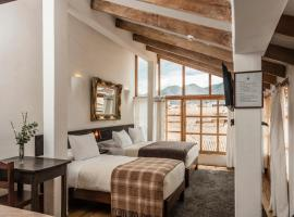 Samana Inn & Spa, hotel with jacuzzis in Cusco