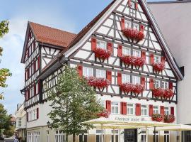 Gasthof Linde, hotel in Albstadt