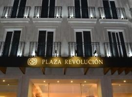 Hotel Plaza Revolución, hotel near The Museum of Fine Arts, Mexico City