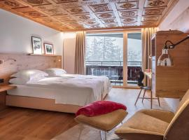 Swiss Alpine Hotel Allalin, Hotel in Zermatt