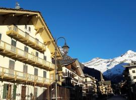 Residence Kalipè, serviced apartment in Alagna Valsesia
