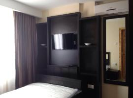 YNT 2 Bedroom Apartment with city View, hotel in Jodoh