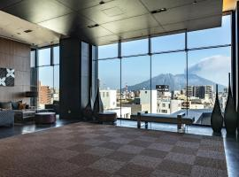 Solaria Nishitetsu Hotel Kagoshima, hotel in Kagoshima