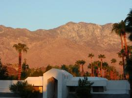 Palm Canyon Villas, apartment in Palm Springs