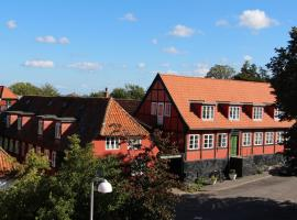 Pension Sandbogaard, homestay in Sandvig