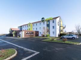 B&B Hôtel CHATEAUROUX Déols, hotel near Chateauroux-Centre Airport - CHR,