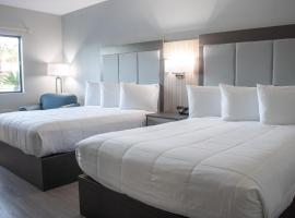 Admiral's Inn on Tybee Island, hotel in Tybee Island