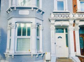 Lawn House, אירוח ביתי בלונדון