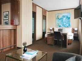 Living Hotel Düsseldorf, Ferienwohnung mit Hotelservice in Düsseldorf