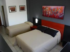 Apart Hotel Alvear, serviced apartment in Rosario