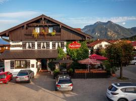 Gasthof Fischerstüberl, hôtel à Rottau